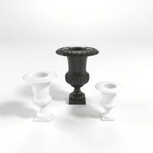 Conjunto de Jarrones 3D Valentí Creta