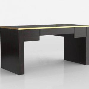 3D Office Desk Valentí Montreaux