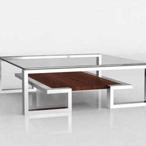 Mesa de Café 3D Valentí Vergara