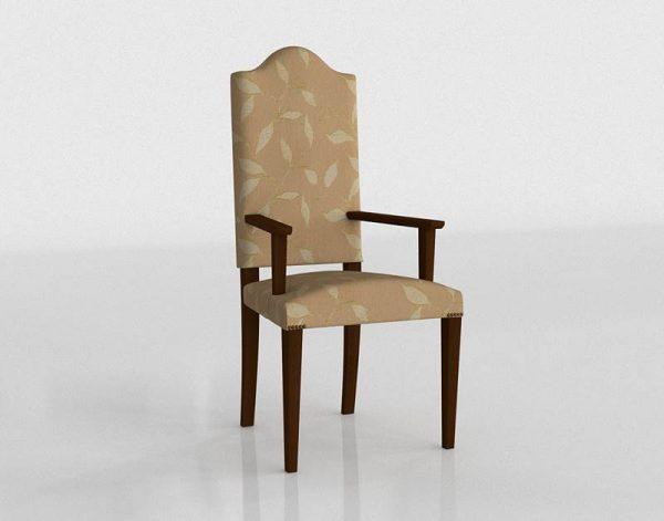 3D Dining Chair Valentí Elisenda