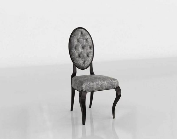 Vicenza Dining Chair 3D Model