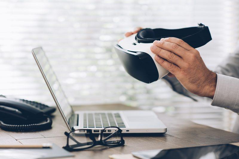 Realidad Virtual en la industria 4.0