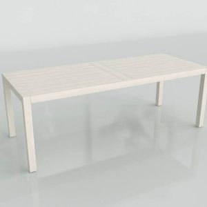 Matera Dining Table 3D Model