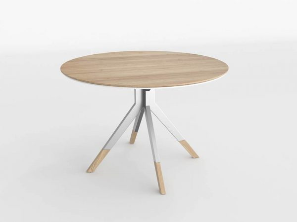 Praha Dining Table 3D Model