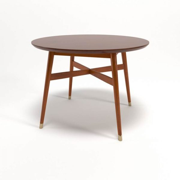 Angelo Home Elton Dining Table 3D Model
