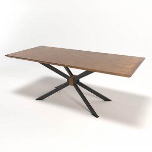 Ezra Dining Table 3D Model