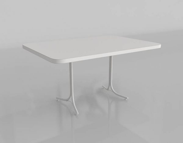 Eulalia Dining Table 3D Model