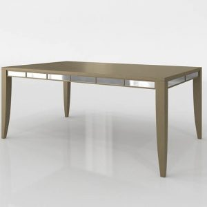 Reflect Dining Table 3D Model