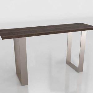 Sodo Dining Table 3D Model