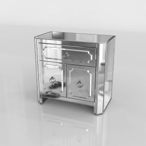 Modelo 3D Cómoda Simplicity