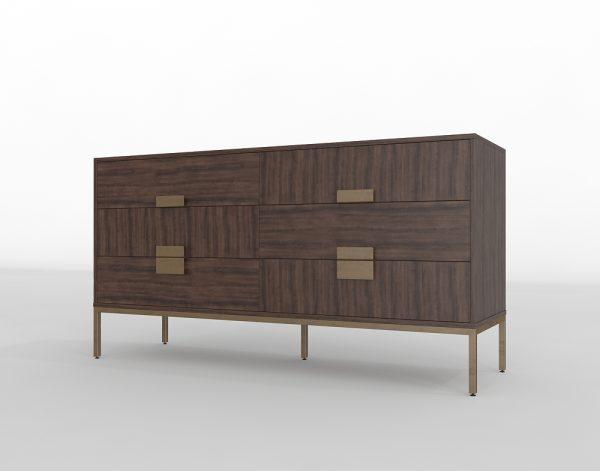 SunPun Jade Dresser 3D Model
