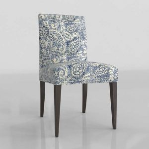 Miles Nesling Dining Chair 3D Model