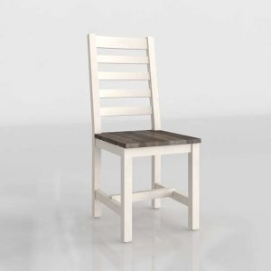 Kentwood Dining Chair 3D Model