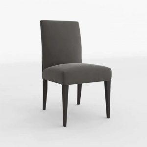 Fitz Battleship Dining Chair 3D Model