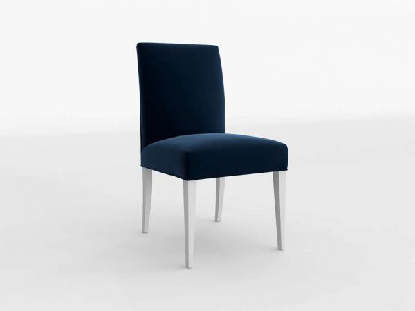 Fitz Bluejay Dining Chair 3D Model