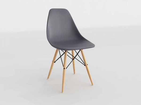 Quintus Dining Chair 3D Model