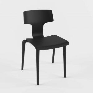 Dining Chair Split 3D Model
