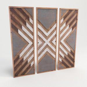Cuadro 3D para diseño de interiores