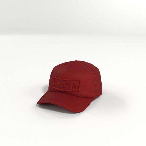 Modelo 3D Gorra Roja de Baseball