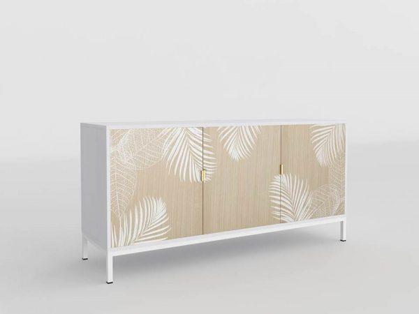 Caracas Dresser 3D Model