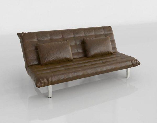 Max Sofa Bed 3D Model