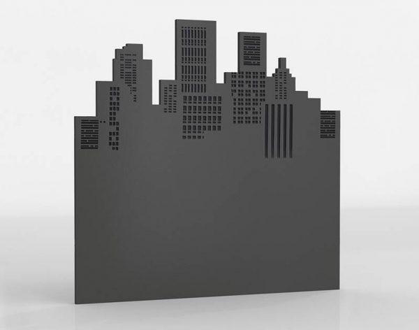 Skywalk Headboard 3D Model