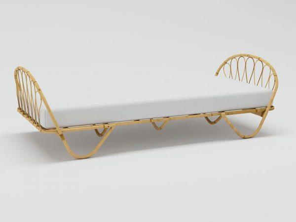 Modelo 3D Cama Suzane